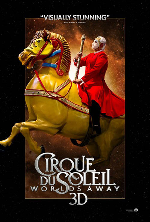 Cirque du Soleil: Worlds Away  Photo 12 - Large