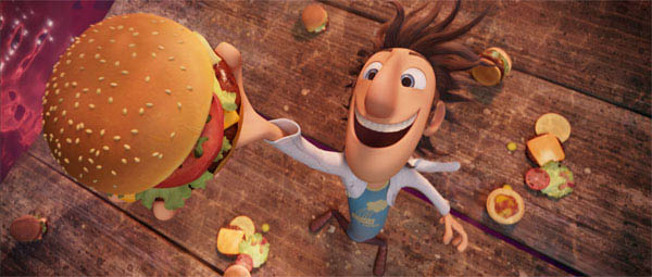 Cloudy with a Chance of Meatballs Photo 1 - Large