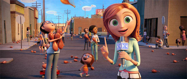 Cloudy with a Chance of Meatballs Photo 8 - Large