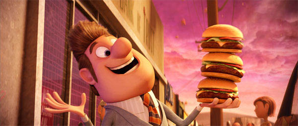 Cloudy with a Chance of Meatballs Photo 10 - Large