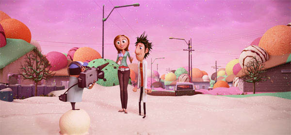 Cloudy with a Chance of Meatballs Photo 30 - Large
