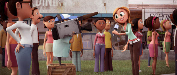 Cloudy with a Chance of Meatballs Photo 19 - Large