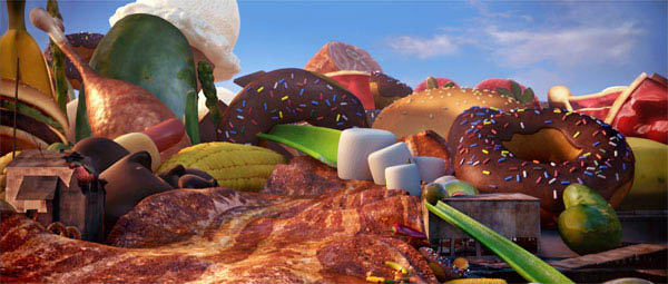 Cloudy with a Chance of Meatballs Photo 29 - Large
