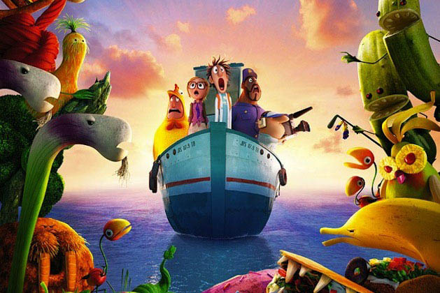 Cloudy with a Chance of Meatballs 2 Photo 2 - Large