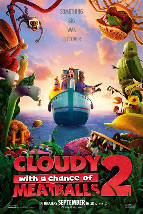 Cloudy with a Chance of Meatballs 2 Photo 9 - Large