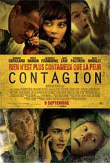 Contagion (v.f.) Movie Poster