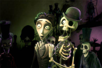 Tim Burton's Corpse Bride Photo 22 - Large