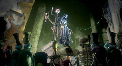 Tim Burton's Corpse Bride Photo 8 - Large