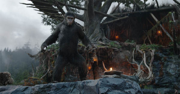 Dawn of the Planet of the Apes Photo 5 - Large