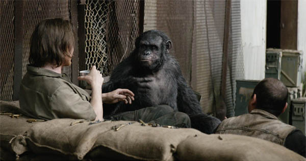 Dawn of the Planet of the Apes Photo 6 - Large