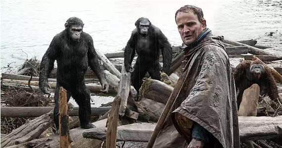 Dawn of the Planet of the Apes Photo 1 - Large