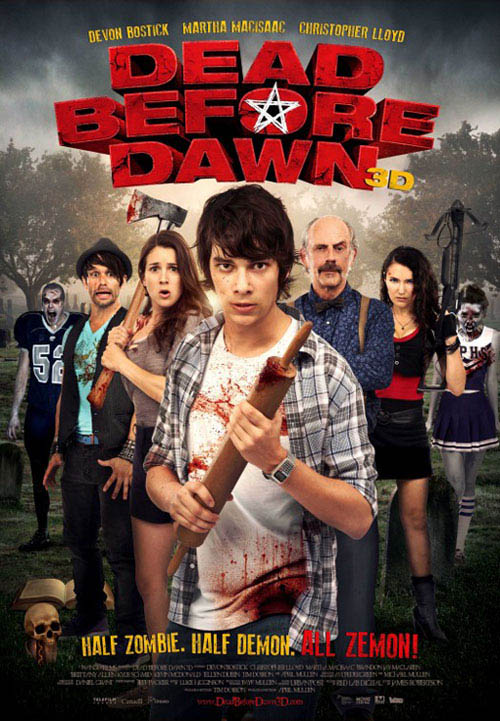 Dead Before Dawn 3D Photo 1 - Large