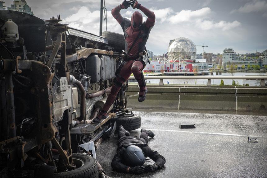 Deadpool Photo 12 - Large