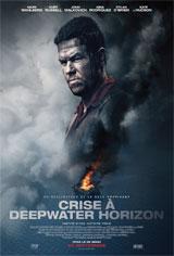 Crise à Deepwater Horizon Poster