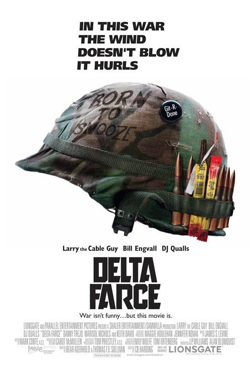 Delta Farce Photo 3 - Large