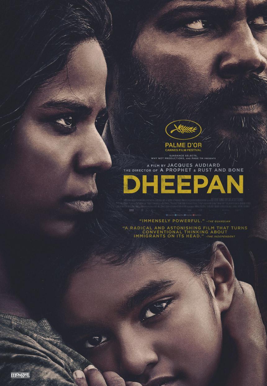 Dheepan Large Poster
