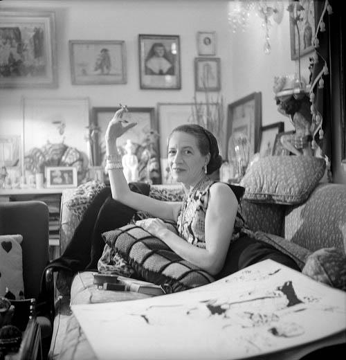 Diana Vreeland: The Eye Has to Travel Photo 5 - Large