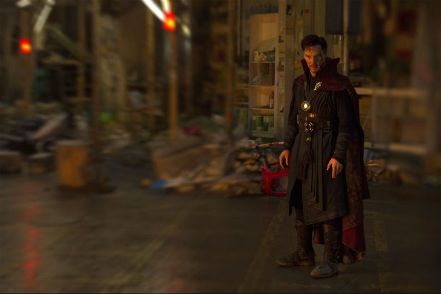 Doctor Strange Photo 28 - Large