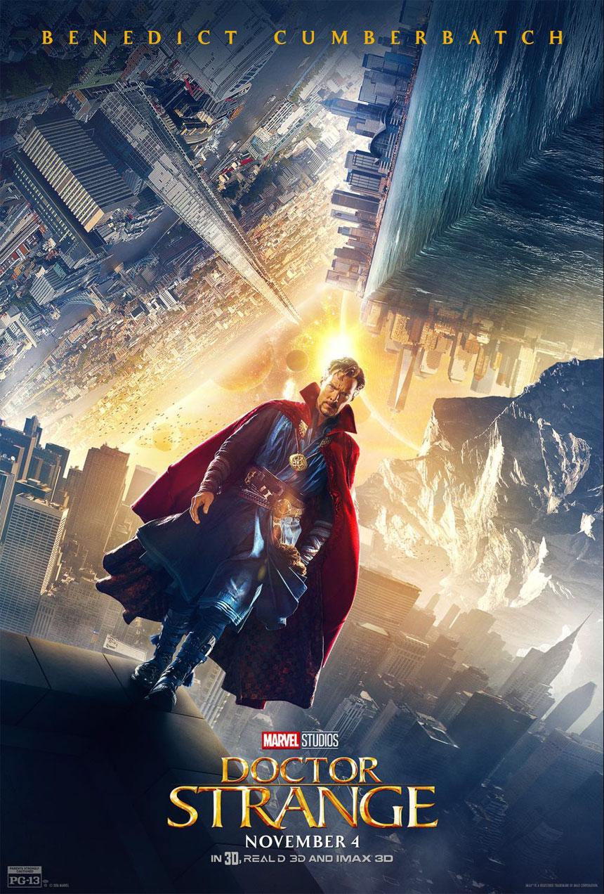Marvel's Doctor Strange Photo 29 - Large