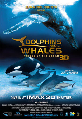 Dolphins and Whales 3D: Tribes of the Oceans Photo 1 - Large