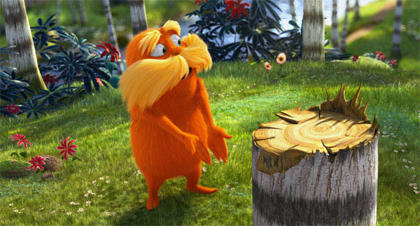 Dr. Seuss' The Lorax Photo 16 - Large