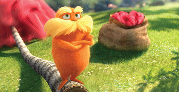 Dr. Seuss' The Lorax Photo 4 - Large