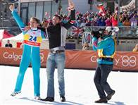 Eddie the Eagle Photo 8