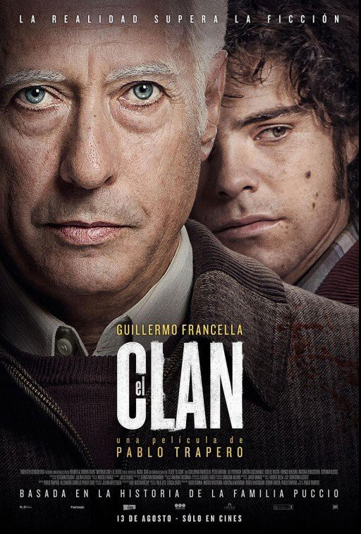 El clan Large Poster