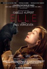 Elle (v.o.f.) Poster