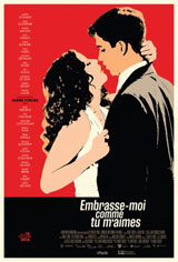 Kiss Me With All Your Love Poster