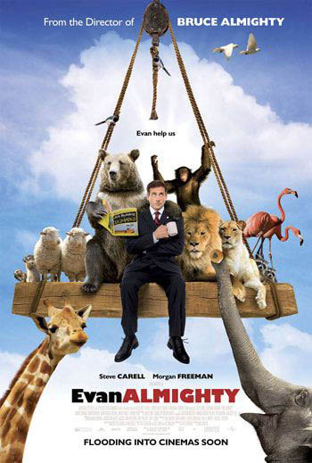 Evan Almighty Photo 28 - Large