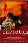 Factotum Movie Poster