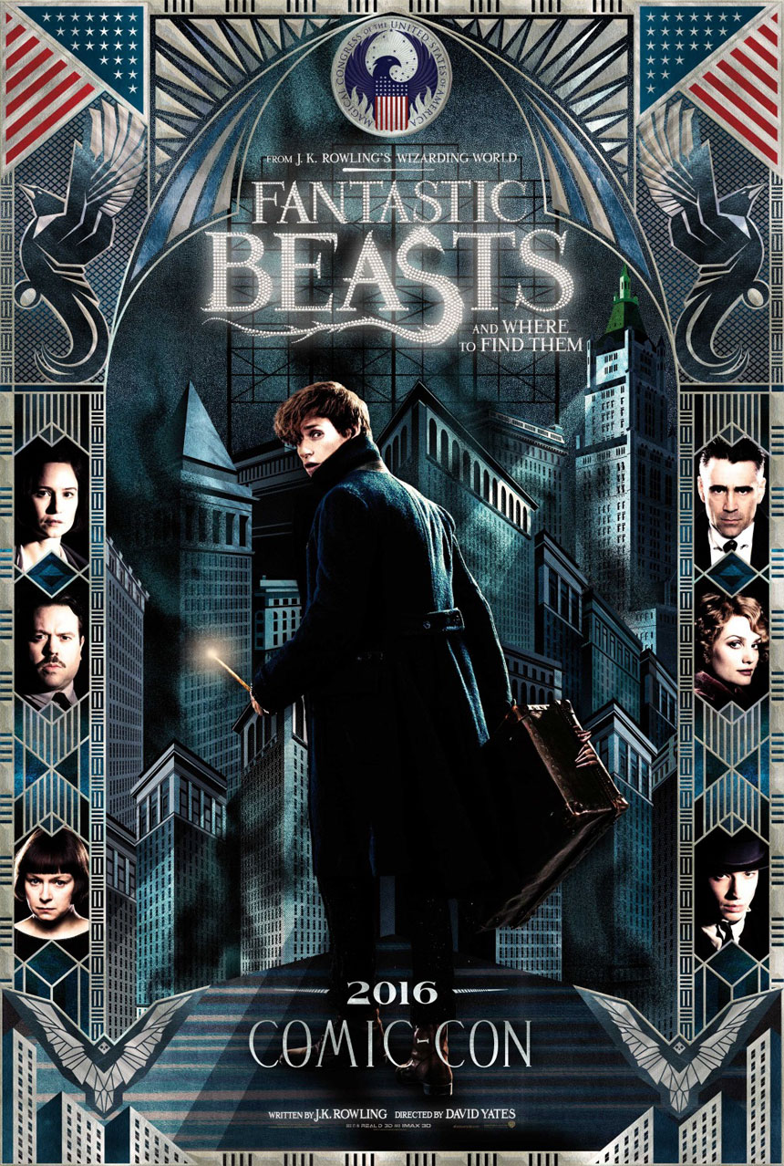 Fantastic Beasts and Where to Find Them Photo 18 - Large