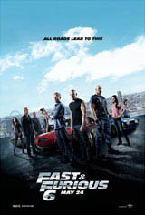 Fast & Furious 6 movie info