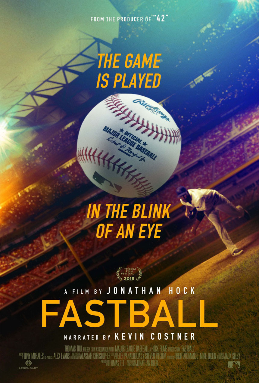 Fastball Large Poster