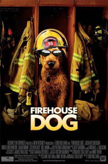 Firehouse Dog Photo 9 - Large