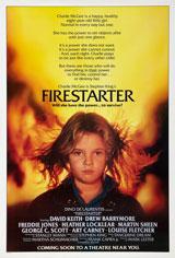 Firestarter Movie Poster