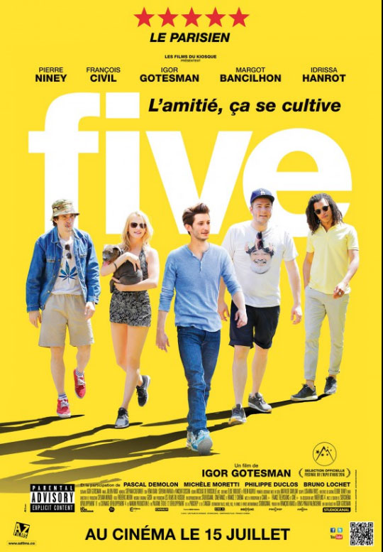 Five Large Poster