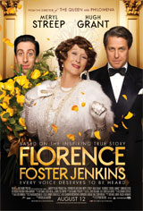 Florence Foster Jenkins Movie Poster