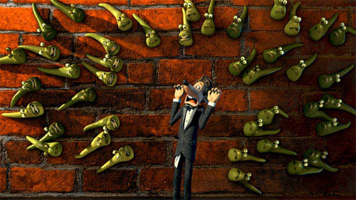 Flushed Away Movie Gallery Movie Stills And Pictures