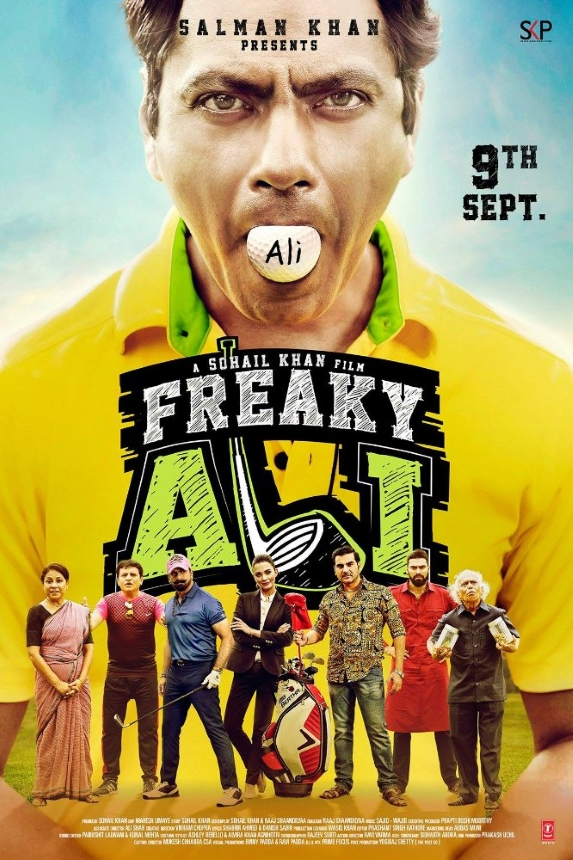 Freaky Ali Photo 1 - Large