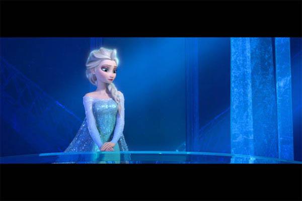 Frozen Photo 1 - Large