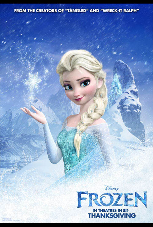 Frozen Photo 30 - Large