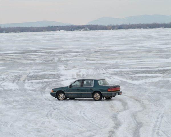 Frozen River Photo 6 - Large