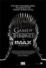 Game of Thrones: The IMAX Experience