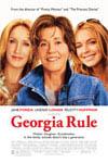 Georgia Rule Movie Poster