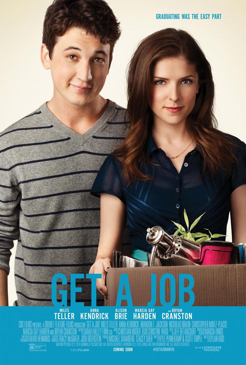 Get a Job Large Poster