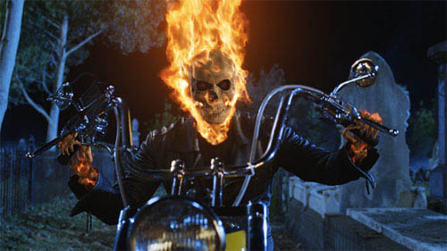 Ghost Rider Photo 1 - Large