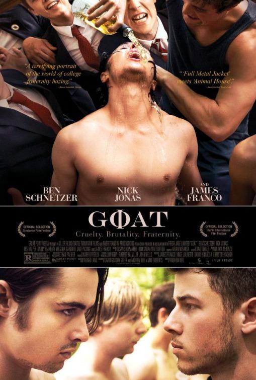 Goat Large Poster