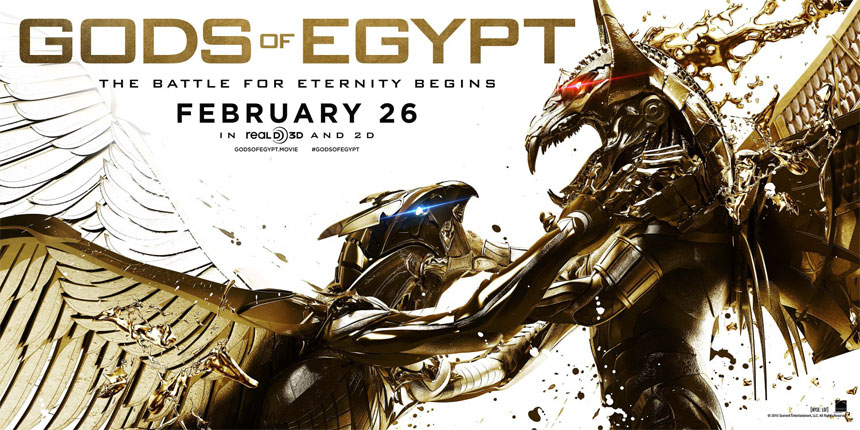 Gods of Egypt Photo 1 - Large